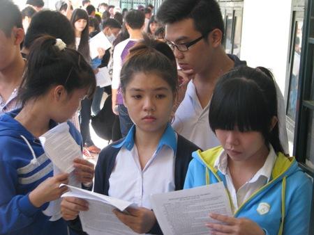 Hải Phòng công bố điểm thi vào lớp 10 năm 2016