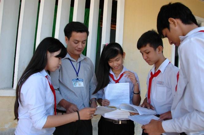 Điểm thi vào lớp 10 tỉnh Quảng Ninh năm 2016