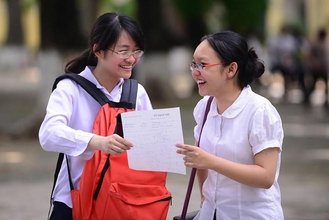 Đã có điểm chuẩn vào lớp 10 tỉnh Tiền Giang năm 2016