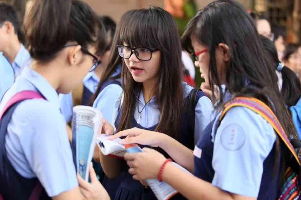 Điểm chuẩn trúng tuyển vào lớp 10 tỉnh Tây Ninh 2016