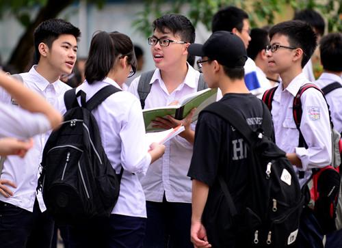 Điểm chuẩn trúng tuyển vào lớp 10 đợt 2 THPT chuyên tại Hà Nội 2016