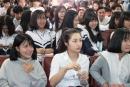 Điểm chuẩn vào lớp 10 tỉnh Bình Định năm 2016