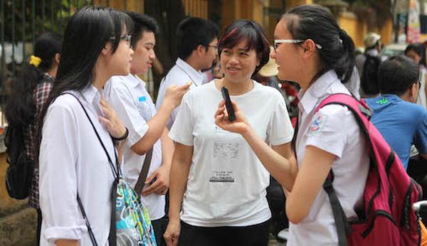 Điểm chuẩn vào lớp 10 Hà Nội năm 2016 - Đợt 2