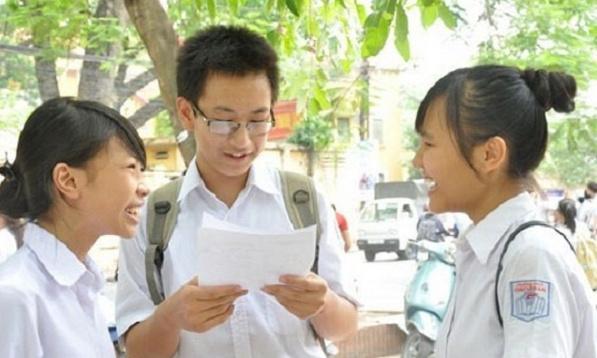 Điểm chuẩn vào lớp 10 tỉnh Thái Bình năm 2016