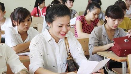 Đại học Giáo dục - ĐH Quốc gia Hà Nội công bố điểm chuẩn 2016