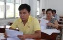 Thanh Hóa bắt đầu chấm thi THPT Quốc gia từ ngày 6/7