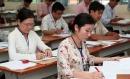 Điểm thi THPT Quốc gia 2016 các môn tự luận không cao