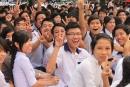 Điểm chuẩn vào lớp 10 tỉnh An Giang năm 2016