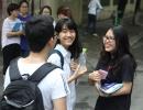 Cụm số 17 ĐH Xây dựng Hà Nội: Có thí sinh đạt 9.75 điểm môn Sử