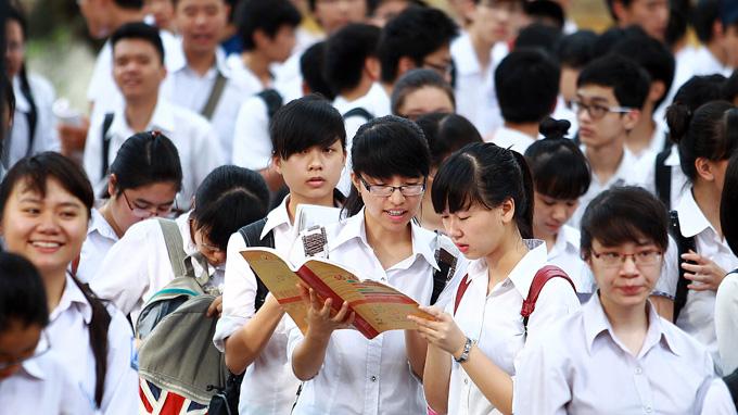 Đề thi vào lớp 10 môn Toán THPT tỉnh Bắc Ninh năm 2016
