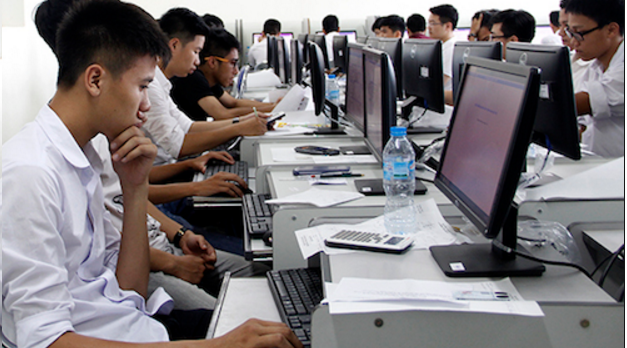 Phần mềm tự động tính điểm thi tốt nghiệp 2016 - Cực hữu ích