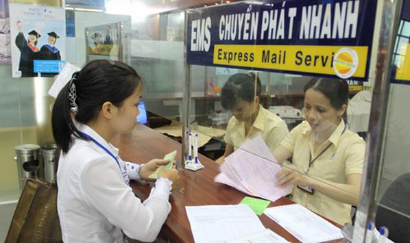 Cách nộp hồ sơ xét tuyến đại học, CĐ 2016 qua bưu điện