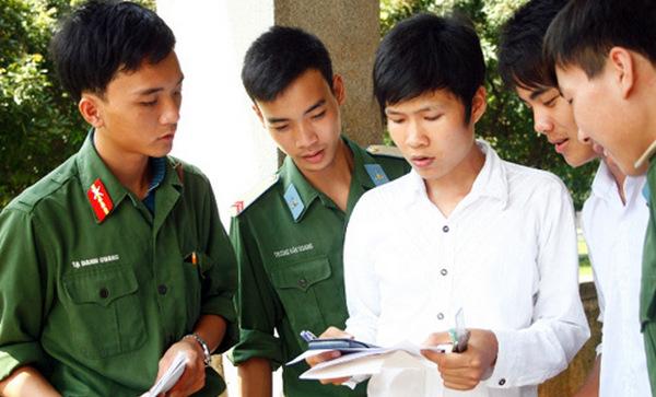 Điểm chuẩn học viện kỹ thuật quân sự dự kiến năm 2016