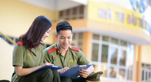 Điểm xét tuyển học viện An ninh nhân dân hệ dân sự năm 2016