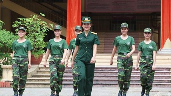 Điểm chuẩn các trường Quân đội năm 2016