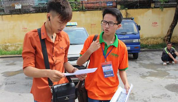Xét NVBS đợt 1 vào ĐH Kỹ thuật Công nghiệp Thái Nguyên 2016