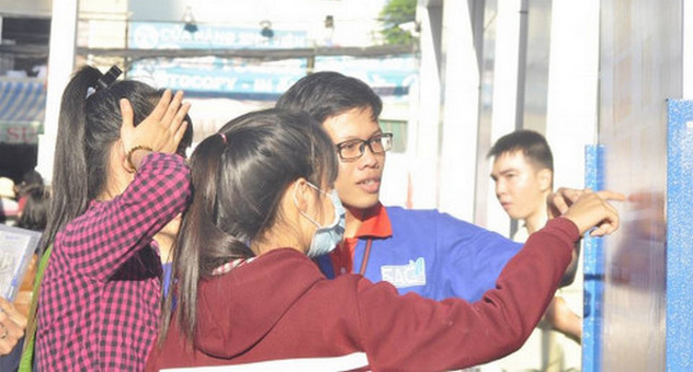 Xét NVBS đợt 1 vào Khoa Ngoại ngữ - ĐH Thái Nguyên 2016