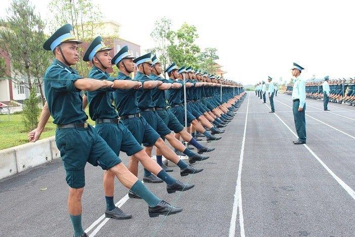 Điểm xét tuyển bổ sung Học viện phòng không không quân 2016