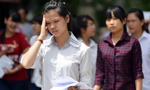 Tuyển sinh Đại học 2017: Tổ chức thi chung hay riêng?