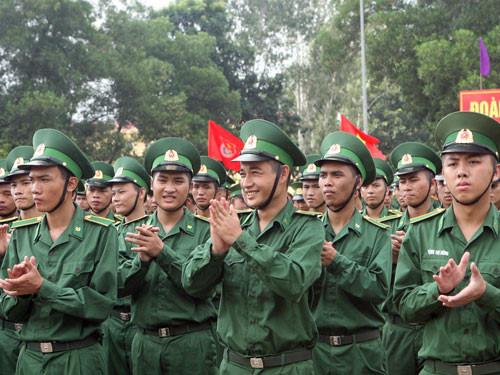 Điểm chuẩn NVBS đợt 1 các trường Quân đội 2016