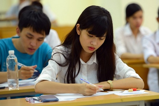 Học sinh và nhà trường lo lắng về kỳ thi THPT Quốc gia 2017
