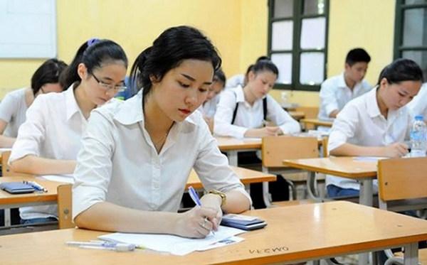 Bài thi tổ hợp sẽ có quy định điểm liệt cho từng môn thi