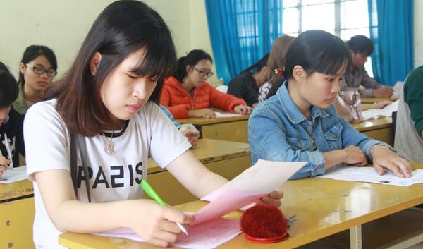 Hội toán học chính thức đề nghị hoãn thi trắc nghiệm môn Toán 2017