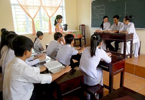 Môn Giáo dục công dân - nỗi lo của các trường THPT trong kì thi Quốc gia