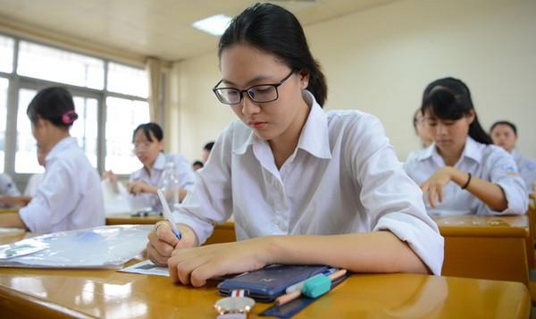 Quy định thời gian và điểm từng phần trong bài thi KHTN, KHXH