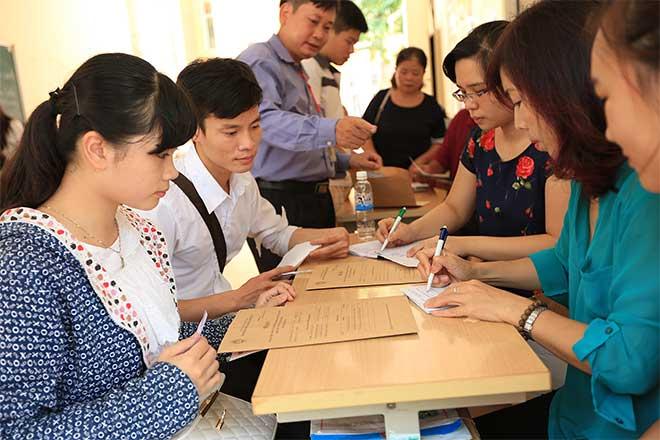 Đa số các trường ĐH sẽ sử dụng kết quả thi THPTQG để xét tuyển