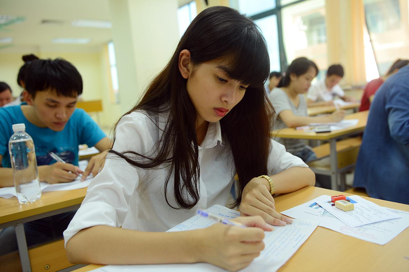 Đề thi THPTQG 2017 có khó như đề thi ĐH Quốc gia Hà Nội ?
