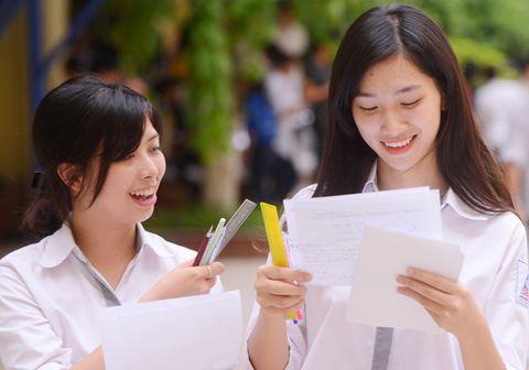 Thí sinh thi 2 bài KHTN, KHXH - ưu tiên bài thi có điểm cao hơn