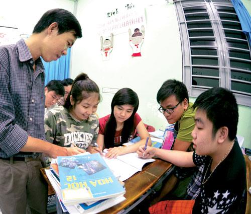 Phổ biến học sinh kỹ năng làm bài thi trắc nghiệm khách quan