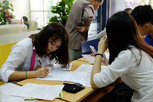 Các trường ĐH vẫn hoang mang chưa có phương án xét tuyển