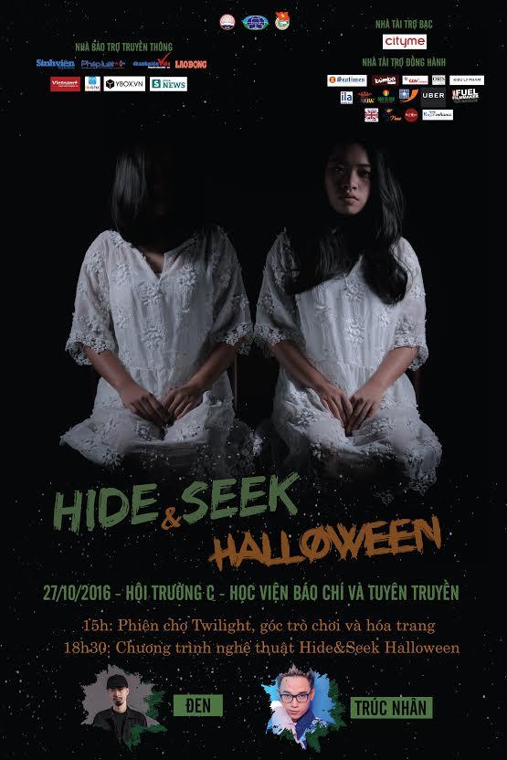 Nhung dia diem to chuc Halloween 2016 tai Ha Noi