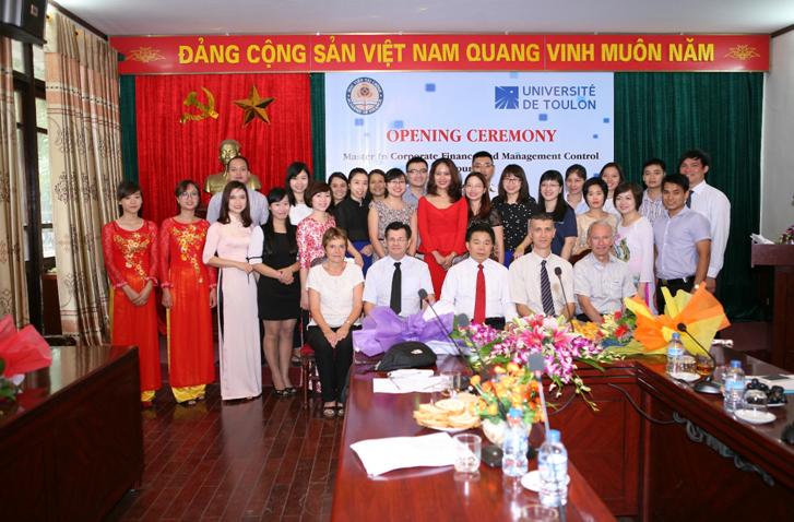 Học viện tài chính tuyển sinh Thạc sỹ TCDN và Kiểm soát quản trị khóa 8