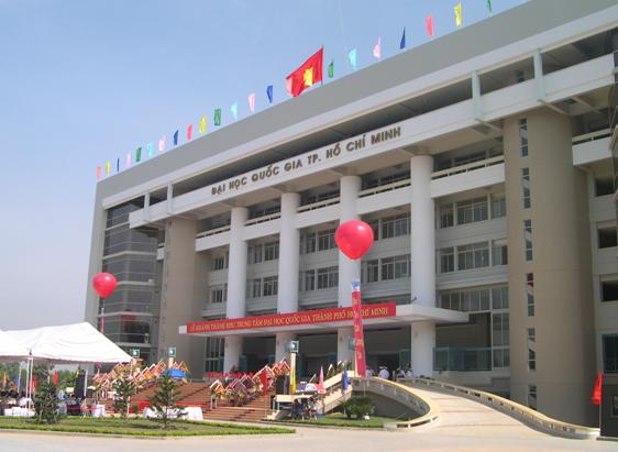 Phương án tuyển sinh của trường ĐH Quốc gia TP.HCM 2017