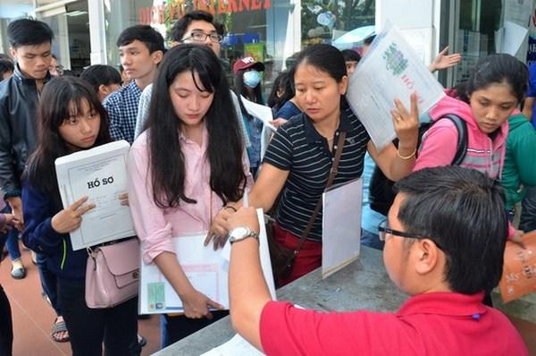 Các trường CĐ, TCCN tuyển sinh theo quy chế của Bộ LĐ-TB-XH từ năm 2017