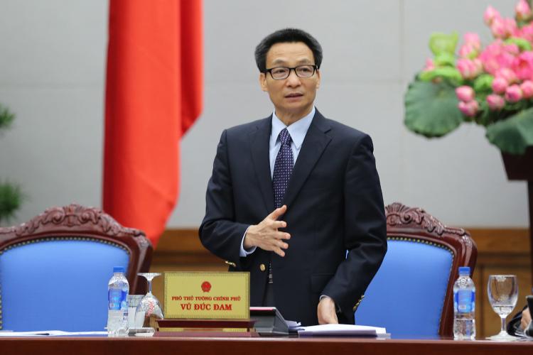 Pho Thu tuong Vu Duc Dam: Yeu cau Bo GD-DT ra them 2 lan de mau
