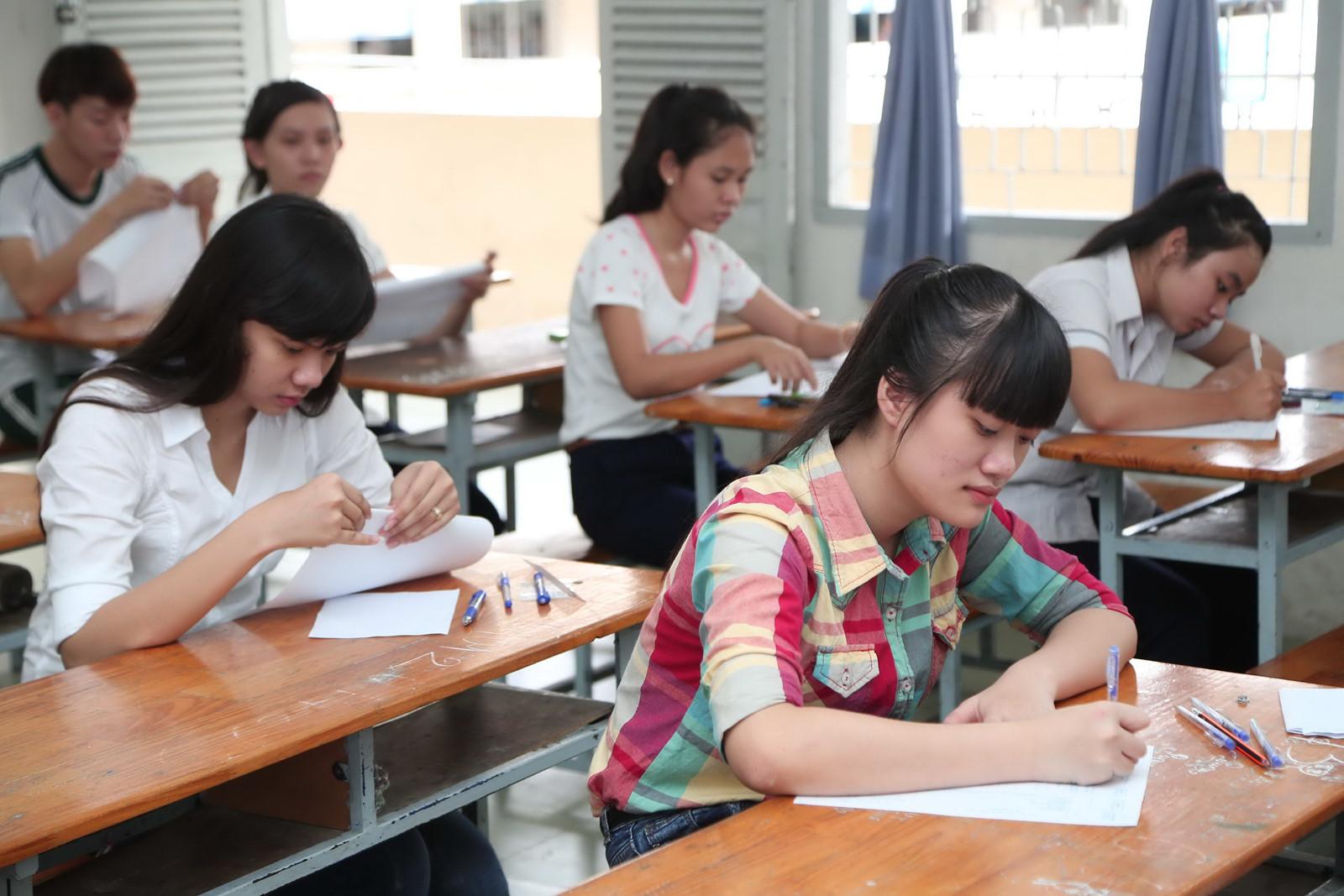 Những quy định khi làm bài thi Trắc nghiệm THPTQG 2017