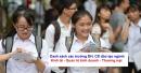 DS các trường ĐH, CĐ đào tạo ngành Kinh tế - Quản tri kinh doanh - Thương mại
