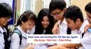 DS các trường ĐH, CĐ đào tạo ngành Xây dựng - Kiến trúc - Giao thông