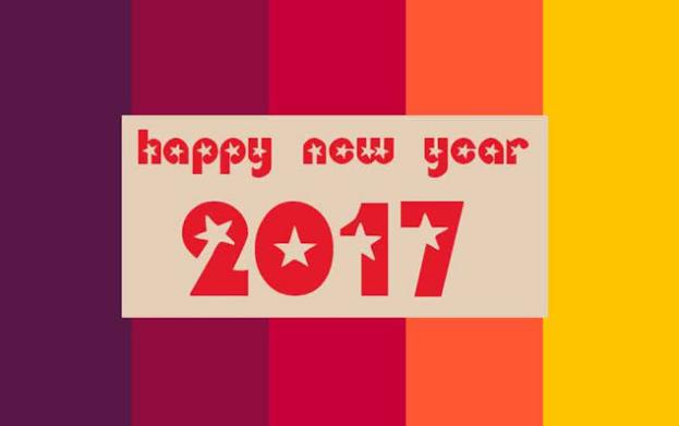 Câu chúc năm mới bằng tiếng anh mới nhất 2017