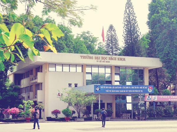 Trường ĐH Bách khoa TP.HCM công bố chỉ tiêu tuyển sinh dự kiến