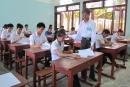 Xử lí vi phạm với thí sinh phạm quy trong kì thi vào lớp 10 năm 2017 - 2018 tỉnh Quảng Ngãi