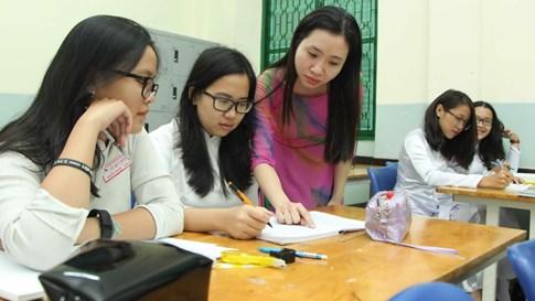 Chương trình giáo dục phổ thông mới: Chạy đua nước rút