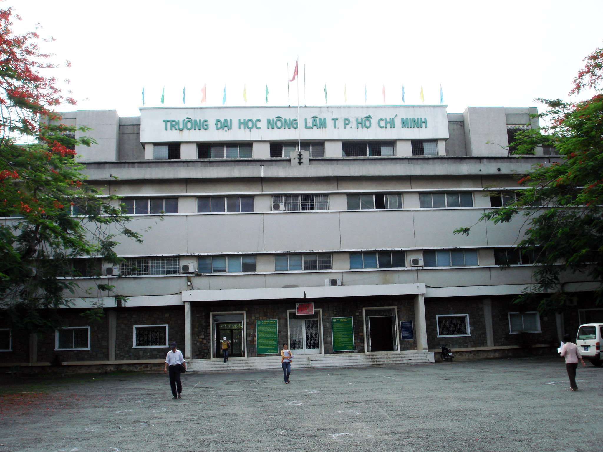 ĐH Nông lâm TP.HCM công bố phương án tuyển sinh dự kiến 2017