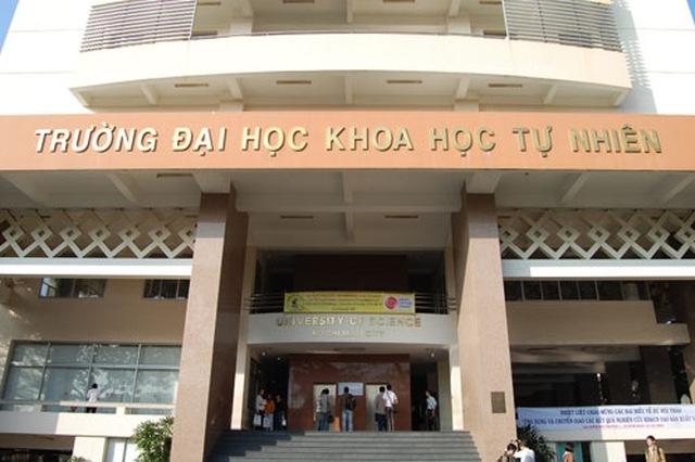 Trường ĐH Khoa học tự nhiên TP.HCM công bố phương án tuyển sinh dự kiến 2017