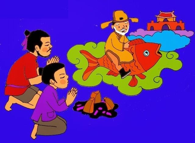 Cung ong Cong ong Tao o dau: Trong bep hay tren ban tho?