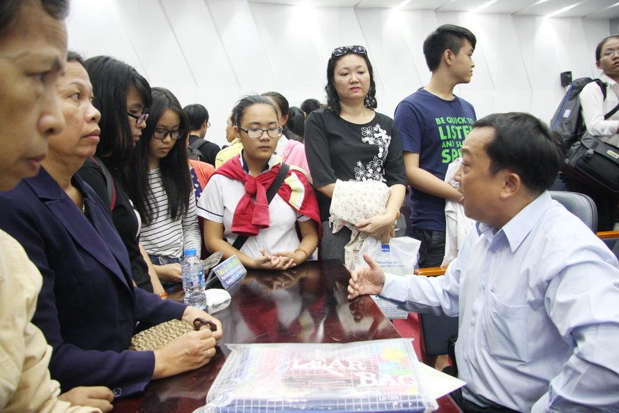 Đại học Luật HCM công bố phương án tuyển sinh 2017
